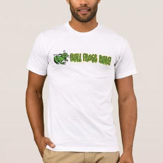 Règle de grenouilles mugissantes ! T-shirt