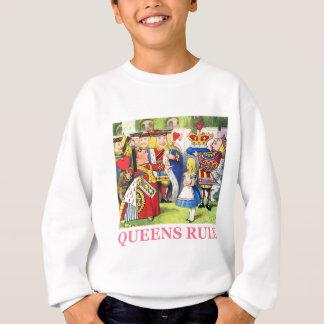 Règle de la Reine Sweatshirt