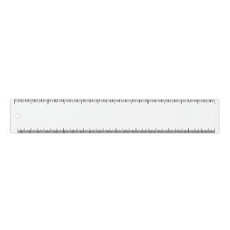 règle de l'acrylique 12-Inch