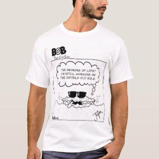 Règle de mouche d'intra-champ de Bob T-shirt