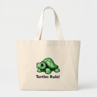 Règle de tortues ! grand sac