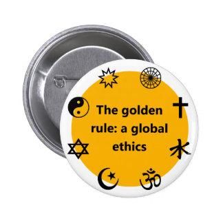 Règle d'or globale badge
