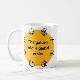 Règle d'or mug