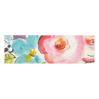 Règle Plaisir II de fleur