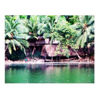 Règlement de Maya, Rio Dulce, Guatemala Cartes Postales