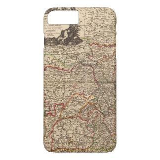 Règlements français et forêts coque iPhone 7 plus