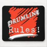 Règles de Drumline Tapis De Souris