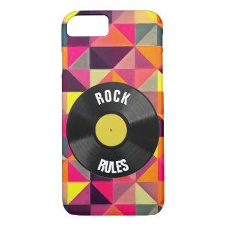 Règles de roche coque iPhone 7