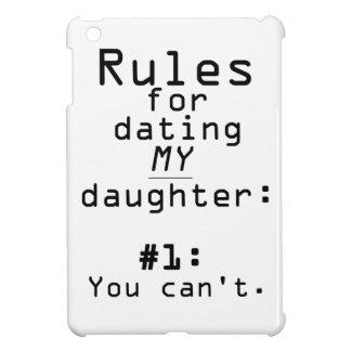 Règles pour dater ma fille coque iPad mini