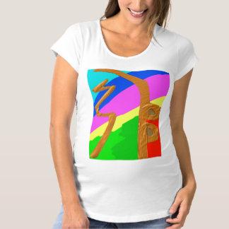 REIKI guérissant SAYHAYKEY T-Shirt De Maternité