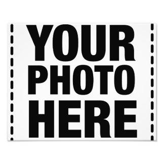 Réimpression de photo - 11x14 (paysage)