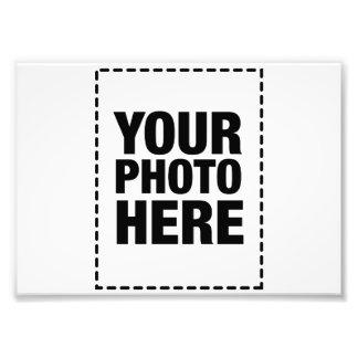 Réimpression de photo - 5x7 (paysage)
