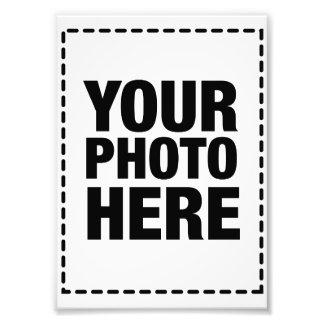 Réimpression de photo - 5x7 (portrait)