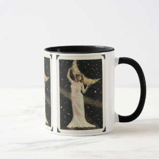 Reine céleste de drame mug