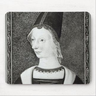 Reine de d'Anjou de Marie de la France Tapis De Souris