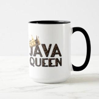 Reine de Java Mugs