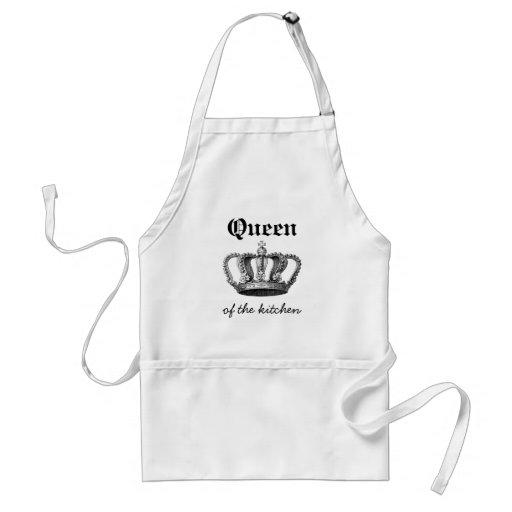 Reine de la cuisine tablier