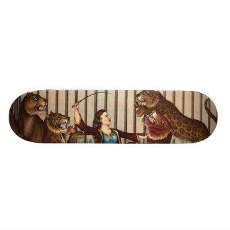 Reine de lion de PIÈCE EN T Skateboard Customisable