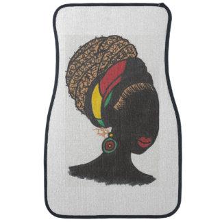 Reine de Nubian Tapis De Voiture