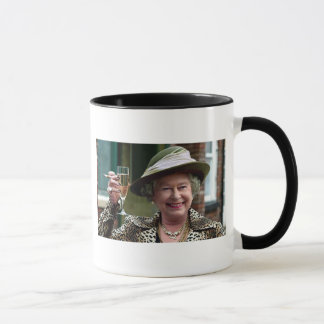Reine de partie mug