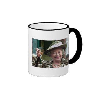 Reine de partie tasse