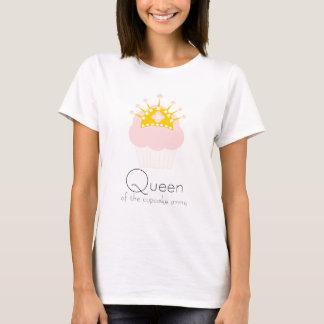 reine de petit gâteau t-shirt