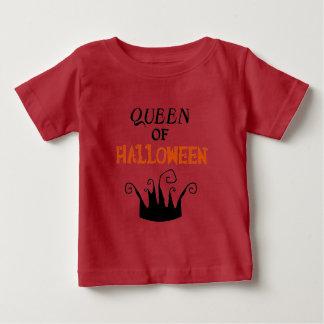 Reine de T-shirt de Halloween