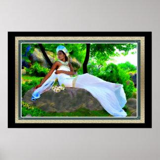 Reine de toutes les jeunes mariées poster