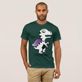 Reine d'entrave de Rex d'arc-en-ciel T-shirt
