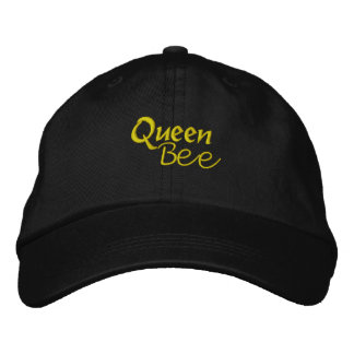 Reine des abeilles casquette brodée