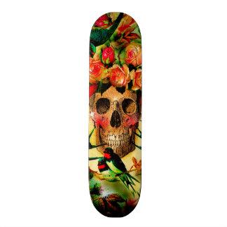 Reine rose plateaux de skate