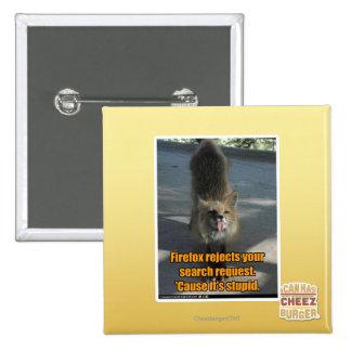 Rejets de Firefox Badges