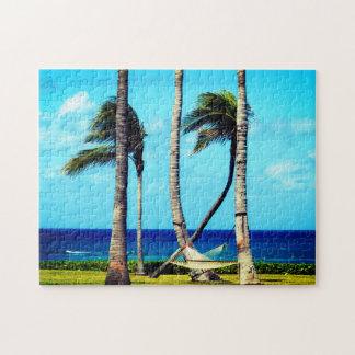 Relaxation tropicale merveilleuse puzzle