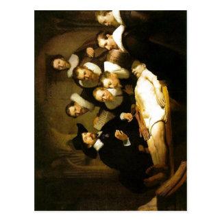 Rembrandt Harmenszoon van Rijn :    Rembrandt :  1 Cartes Postales
