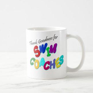 Remerciez la qualité des entraîneurs de bain mug
