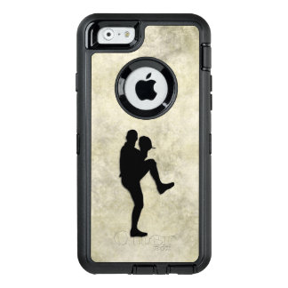 Remontage de broc de joueur de baseball coque OtterBox iPhone 6/6s