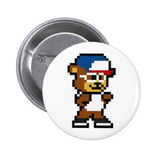 Remous de nounours du DJ Badge Avec Épingle
