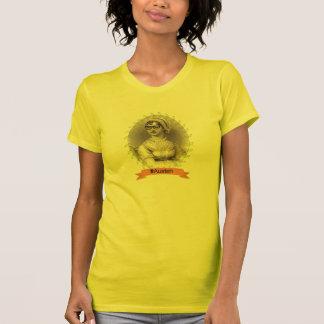 Remplaçant de Jane Austen de hippie T-shirt