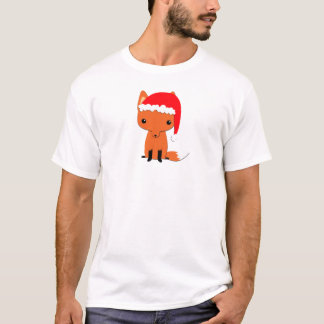 Renard de Noël T-shirt