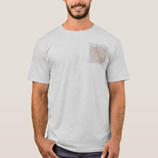 Renard fleuri t-shirt