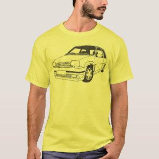 Renault 5 GT Turbo a inspiré le T-shirt