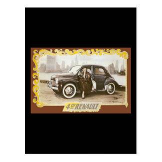 Renault Cartes Postales