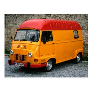 Renault Estafette 1000 Carte Postale