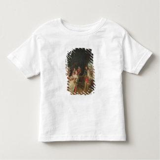 Rencontrant entre Louis II de Bourbon T-shirt Pour Les Tous Petits