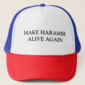 Rendez Harambe vivant encore Casquette