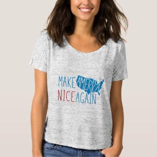 Rendez l'Amérique Nice encore T-shirt