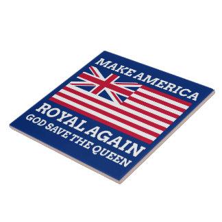Rendez l'Amérique royale encore Grand Carreau Carré