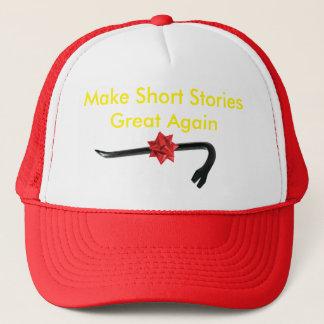 Rendez les histoires courtes grandes encore casquette