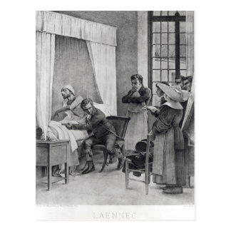 Rene Theophile Hyacinthe Laennec Cartes Postales