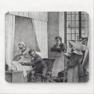 Rene Theophile Hyacinthe Laennec Tapis De Souris